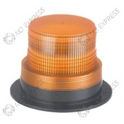 Gyrophare LED R10 orange magnétique allume cigare