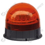 Gyrophare LED R65 fixation 3 points iso