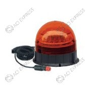 Gyrophare LED R65 Magnétique allume cigare