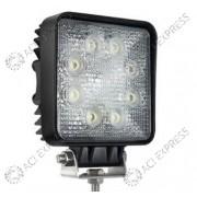 Phare de travail LED carré 1900 lumen
