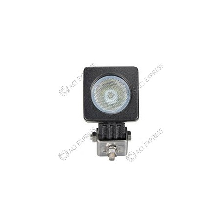Phare de travail LED carré 750 lumen IP67 assemblé