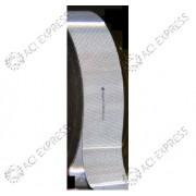 Rouleau de bande de silouhettage BLANC ECE 104 45m