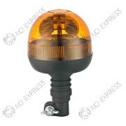 Gyrophare AMPOULE R65 fixation HAMPE DIN
