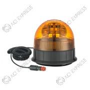 Gyrophare tournant ampoule fixation magnétique allume cigare