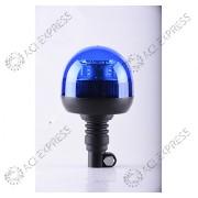 Gyrophare LED bleu R65 Magnétique allume cigare
