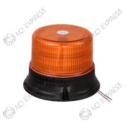 Gyrophare ORANGE LED SEKAR R65 12/24V