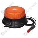 Gyrophare LED Magnétique Allume cigare extrat plat SEKAR R65 12/24V