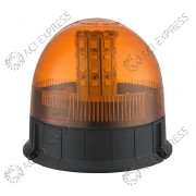 Gyrophare LED R10 ORANGE 3 POINTS ISO