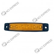 Feu_de_position_TUNING_orange_12/24V_IP67_LED_Remorque