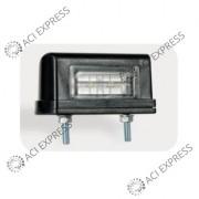 Set de 2 Eclaireurs de plaque LED STANDARD