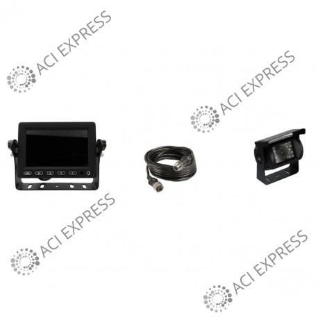 Kit_compact_5 pouces_sonore_Kit_camera_de_recul_pour_poids_lourds_et_véhicule utilitaire